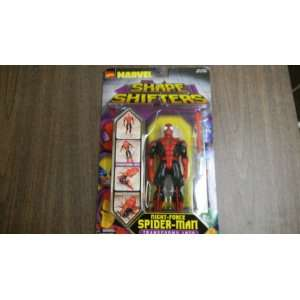 Marvel Comics Shape Shifters Night Force Spider Man