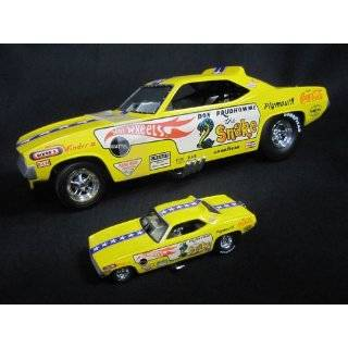 Hot Wheels   Vintage Collection   Mongoose vs. Snake   Plymouth Duster