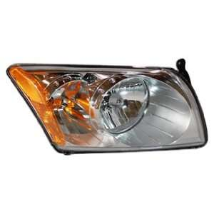 TYC 20 6787 00 Dodge Caliber Passenger Side Headlight