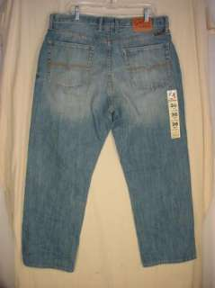 NEW NWT   Lucky Brand Miners Cut Mens Jeans Bootleg 181   size 36