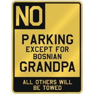 FOR BOSNIAN GRANDPA  PARKING SIGN COUNTRY BOSNIA AND HERZEGOVINA