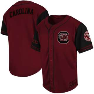 South Carolina Gamecocks Rally Baseball Jersey   Garnet 886069921261