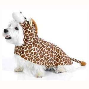 Fashion Pet Dog Costume Giraffe Small