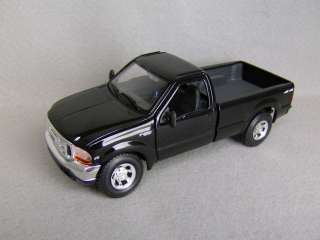 1999 Ford F 350 Super Duty Pickup Truck   Black  127
