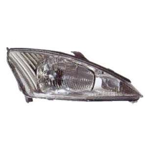 Ford Focus except SVT Headlight Assembly Passenger Side
