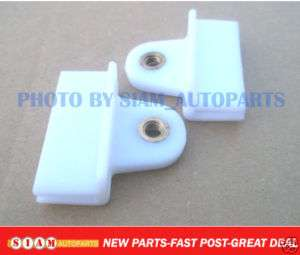 DOOR GLASS WINDOW TRACK CLIPS TOYOTA HILUX PICKUP 89 97