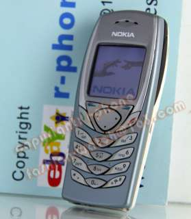 NOKIA 6100 Mobile Cellular Cell Phone Original Unlock Triband GSM 900