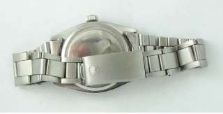Vintage Steel Rolex Oyster Royal Precision Wrist Watch 1962