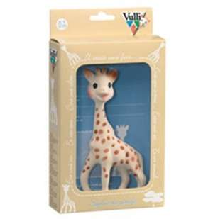 Sophie The Giraffe Original La Girafe Baby Gift BOXED