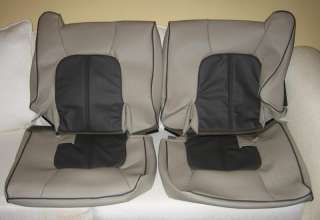 Caddy Escalade   REAL Leather Interior Kit/Seat Covers