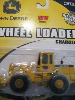 Ertl 1/64 diecast toy John Deere Wheel Loader 37014