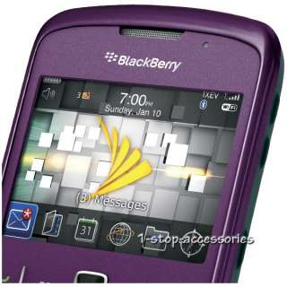 Sprint BlackBerry Curve 8530 Smart Cell Phone WIFI GPS 843163054370