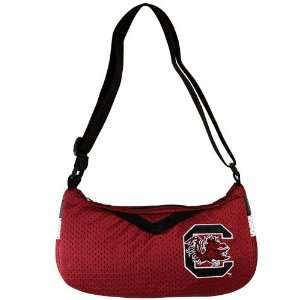 South Carolina Gamecocks Garnet Jersey Purse Sports