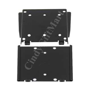 Low Profile Flat Panel Screen LCD LED TV Wall Mount 15 17 19 21 23 26