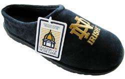 Notre Dame Fighting Irish Mens Slippers