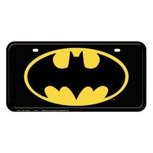 Metal Novelty Car License Plate Batman