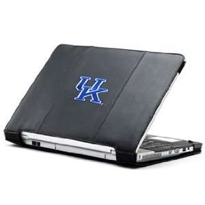 Leather Laptop Cover with University of Kentucky Wildcats