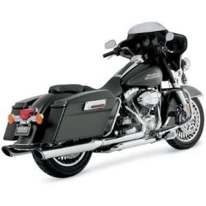 Vance & Hines Twin Slash Slip On For Yamaha XVS950 V Star