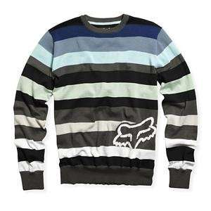 Fox Racing Central Sweater   Large/Midnight Automotive
