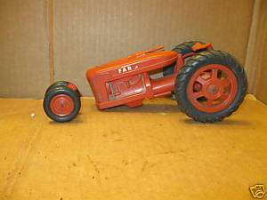 International Harvester Farmall Tractor Hard Plastic