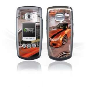 for Samsung E770   BMW 3 series Touring Design Folie Electronics