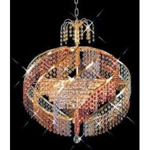 8053D22C Elegant Lighting Spiral Collection lighting