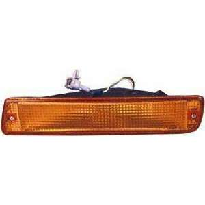 91 97 TOYOTA LAND CRUISER TURN SIGNAL LAMP LH (DRIVER SIDE