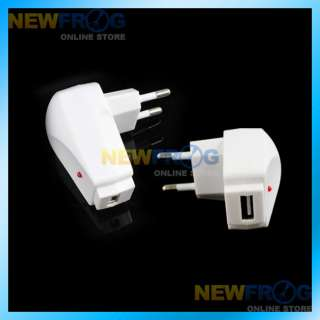 NEW AC Power EU USB Charge Adapter For  Player DC5V