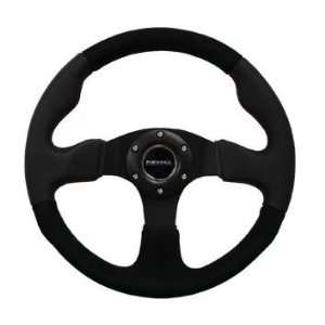 320mm Sport Leather/suede Steering Wheel Race Automotive
