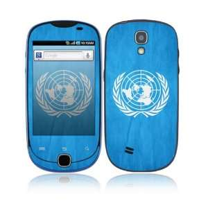 United Nations Decorative Skin Cover Decal Sticker for Samsung Gravity