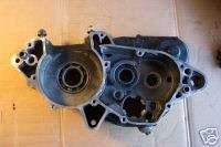 Yamaha 1983 1984 YZ 250 Motor Engine Right Case Half