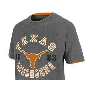 Texas Longhorns Colosseum NCAA Youth Champ Double Layer T