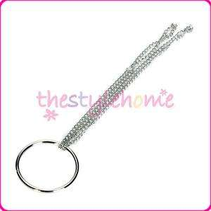 WOW Amazing Kid Simple Magic Trick Ring and Chain Prop