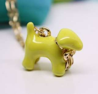 H4633 New Fashion Jewelry Womens lovely dog necklace chain