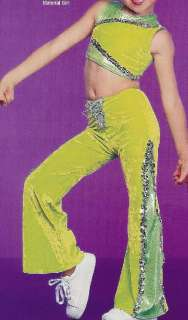New Material Girl Hip Hop Jazz Dance Costume SZ. CHOICE