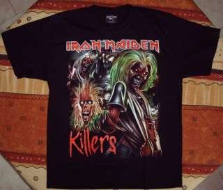IRON MAIDEN T SHIRT Killers Special XXL 2XL NEUF tee