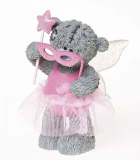 ME TO YOU HAIRY FAIRY FIGURINE TATTY TEDDY BEAR STATUE NEW GIFT