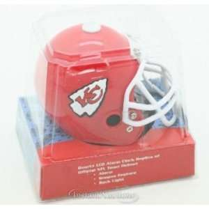 Kansas City Chiefs NFL Alarm Clock Electronics