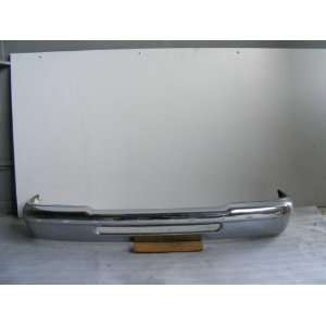 Ford Ranger Front Bumper Chrome W Mldng Holes 93 97