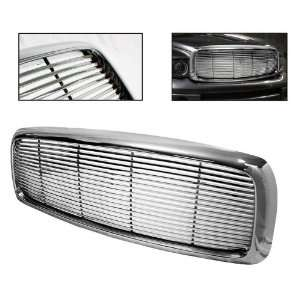 Dodge Ram 02 05 Front Grille   Chrome Automotive