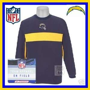 DIEOGO CHARGERS WARM RBK FOOTBALL YOUTH LARGE SHIRT