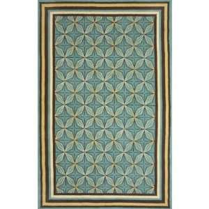 Sawgrass Mills Illusion Spruce Rug   Large 8x10