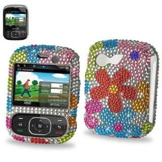 Fashionable Perfect Fit Hard Diamante Protector Skin Cover (Faceplate