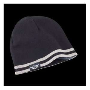MINI Cooper Reversible Union Jack Beanie Automotive