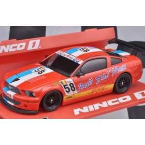 1/32 Ninco N Digital Slot Car Ninco 1   Ford Mustang