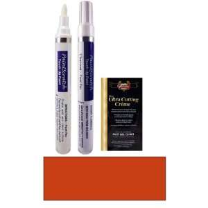 Oz. Hemi Orange Paint Pen Kit for 2007 Dodge Charger (PLC) Automotive