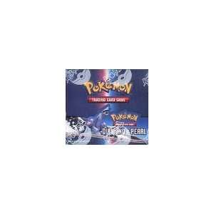 25 POKEMON DIAMOND AND PEARL CARDS [Toy]  Toys & Games