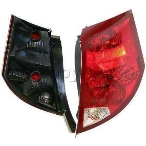 TAIL LIGHT saturn ION SEDAN 04 lamp rh Automotive