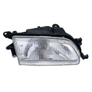 Toyota Tercel Passenger Side Replacement Headlight