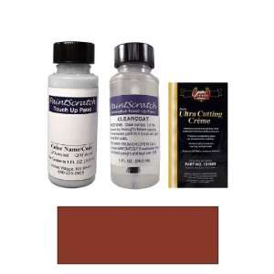 1 Oz. Trans Am Red Paint Bottle Kit for 1974 Jeep All